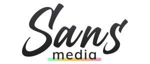 Sans Media Logo